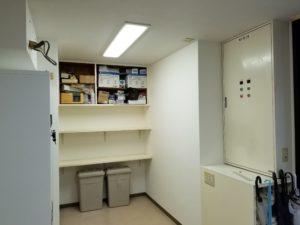 歯科医院の内装リフォームの施工後