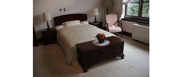 長崎壁紙(クロス)張替職人寝室