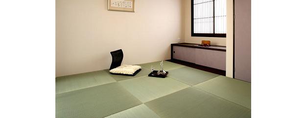 長崎壁紙(クロス)張替職人和室
